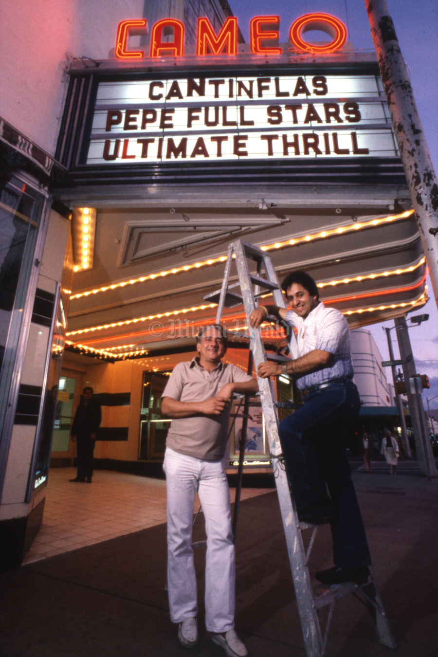 movie theaters flashback miami