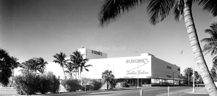 Burdine's Misc. - File 2 Raymond Loewy Corporation